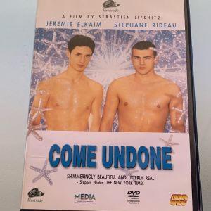 Come undone αυθεντικό dvd
