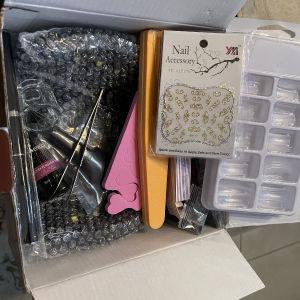 kit για νύχια