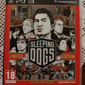 Sleeping Dogs (Limited Edition)