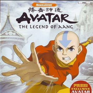 AVATAR : THE LEGEND OF AANG - PS2