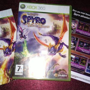 Legend of Spyro Dawn of the Dragon (X360)