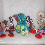 9 Φιγουρες Coco Cartoon Disney Pixar