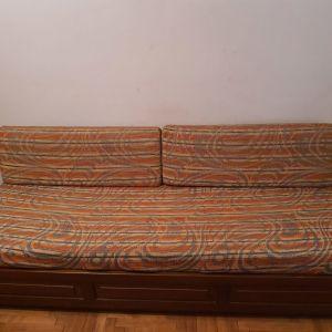 Καναπές - Κρεβάτι Μπαούλο