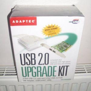 Πακέτο Adaptec USB 2.0 Σφραγισμένο