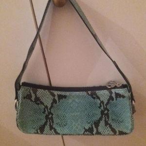 Δερμάτινη τσάντα !