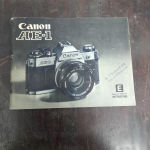 CANON AE-1 50mm 1,4 made in Japan