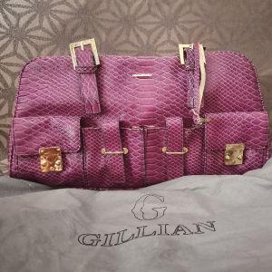 Δερμάτινη γυναικεία τσάντα Gillian