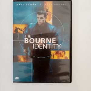 The Bourne Trilogy (3 DVD)