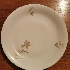 Candia & Κεραμεικός Πιάτα 50s