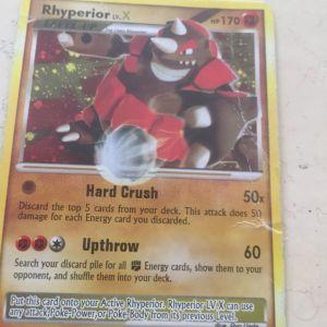 Pokémon card Rhyperior
