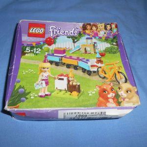 LEGO 41111 FRIENDS - ΤΟ ΤΡΕΝΟ ΤΟΥ ΠΑΡΤΙ