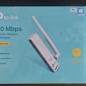 High Gain wireless USB Adapter 150Mbps