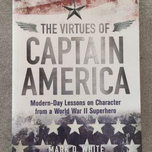 `White, Mark D.`-The Virtues Of Captain America BOOK