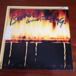 Booker T & the MG's - Soul Limbo - Δίσκος Βινυλίου