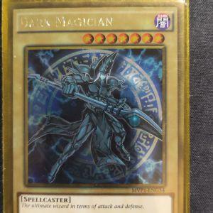 Dark Magician Gold Rare Movie Pack Version 1st