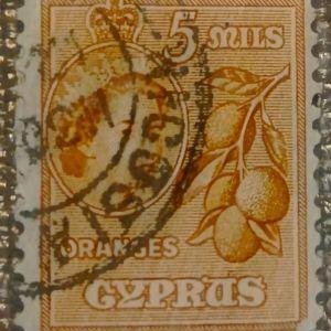 Βασίλισσα Ελισάβετ Β ' - Κύπρος1955