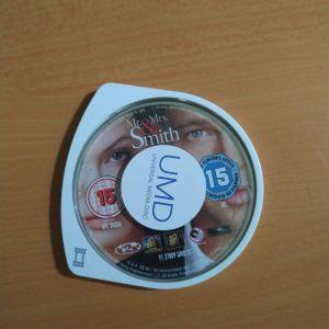 Mr & Mrs Smith - PSP Movie