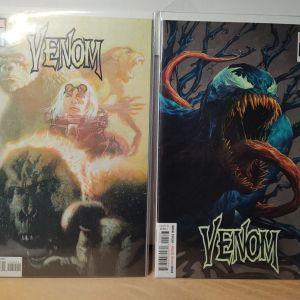 Τεύχη Venom