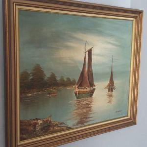 Συλλεκτικός πίνακας ζωγραφικής