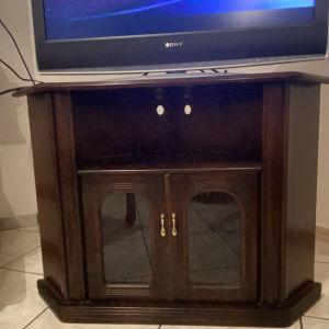 Τραπέζι τηλεόρασης (γωνιακό)