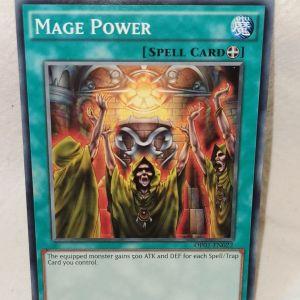 MAGE POWER - YuGiOh