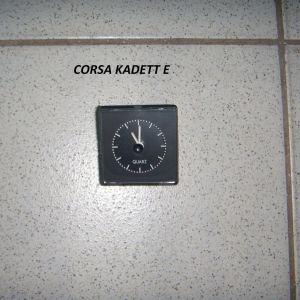Opel kadett E ρολόϊ