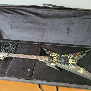Dean Dime Razorback Electric Guitar Ηλεκτρικη Κιθαρα