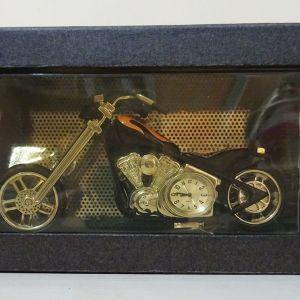 Σουβενίρ Μοτοσικλέτα και ρολόι