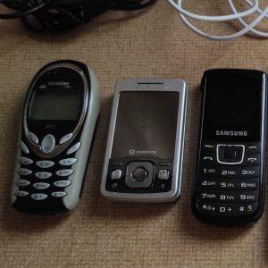 Πωλείται Samsung E 1100   Sony Ericsson Walkman Spiro