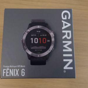 Garmin Fenix 6 silver