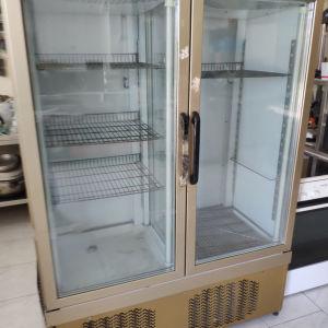 Ψυγείο διπλή Βιτρίνα