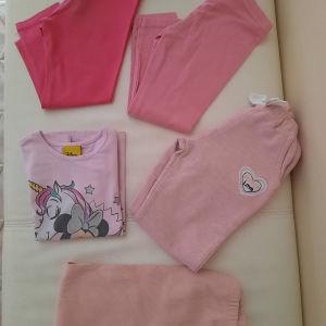 5 τμχ Ρούχα για κοριτσάκι Νο3