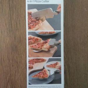 Κόφτης πίτσας 4 σε 1 Nice Slice InnovaGoods