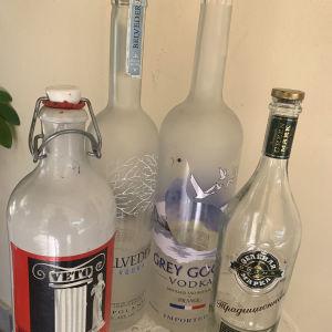 Συλεκτικά μπουκαλια