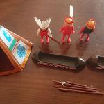 Playmobil Ινδιάνοι