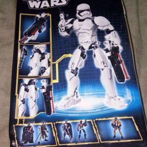 DIY 3D Puzzle Φιγουρα Star Wars Trooper