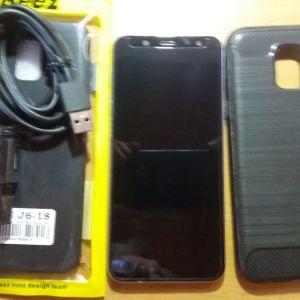 Samsung J6 2018 Black