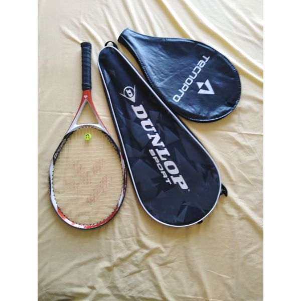dio raketes tenis (Yonex & Tecno Pro)