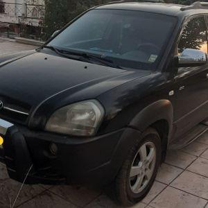 Πωλείται Hyundai Tucson πετρελαίου 1991cc, μοντέλο 2005