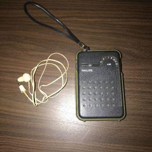 φορητό ραδιοφωνάκι philips