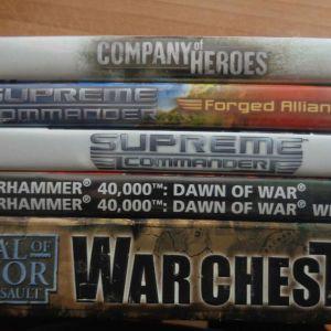 Windows PC Games - 15 τίτλοι