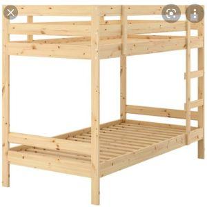 Κουκέτα κρεβάτι