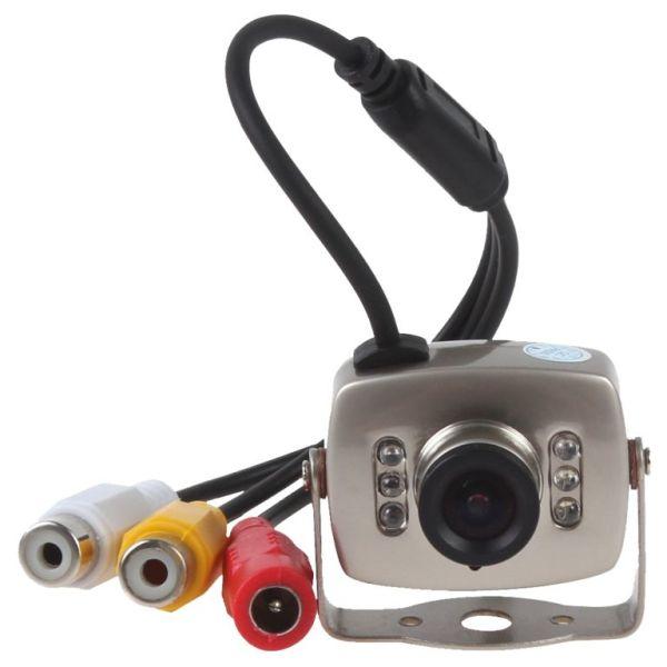 Mini Camera parakolouthisis Cmos bw