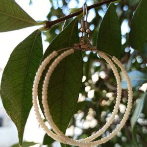 handmade σκουλαρίκια