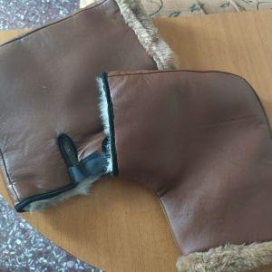γάντια προστατευτικά μηχανής