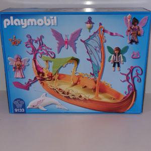 playmobil,νεραιδενια γονδολα
