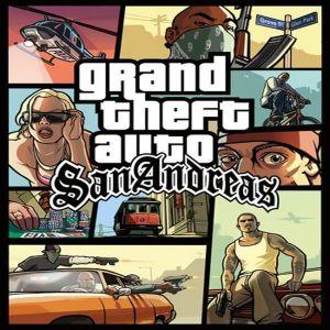 Grand Theft Auto: San Andreas Steam Key EUROPE