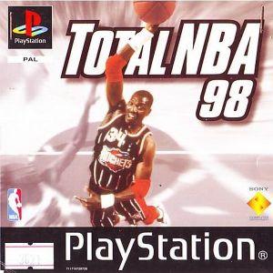 TOTAL NBA 98 - PS1