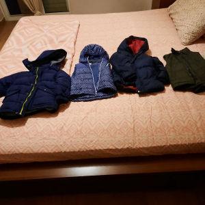 Παιδικα μπουφαν ηλικίας 2-4 ετώμ αμανικά και μακριμάνικα