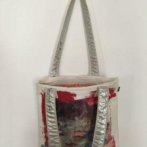 Shopping bag Andy Warhol